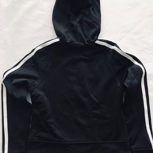 Champion Shirts & Tops - C9 Champion Black & White ZIP Hoodie Size XS